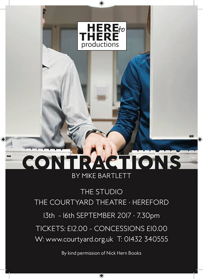 Contractions flyer